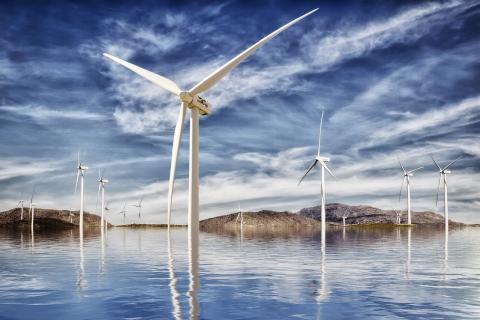 2010년 이후 유럽, 북미, 아시아의 많은 지역에서 풍속이 빠르게 증가하고 있다는 연구결과가 발표됐다.  ⓒ Image by enriquelopezgarre from Pixabay