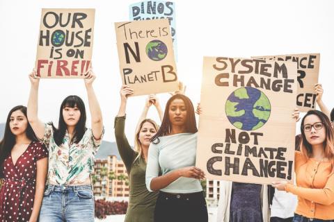 기후변화 대응은 국제사회의 일원으로서 의무이다.  ⓒ 게티이미지
