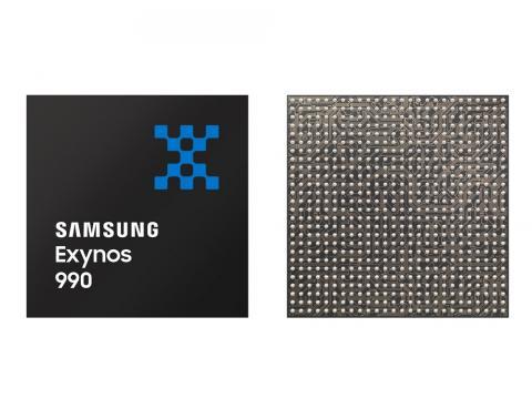 삼성전자의 엑시노스990 ⓒ 삼성전자