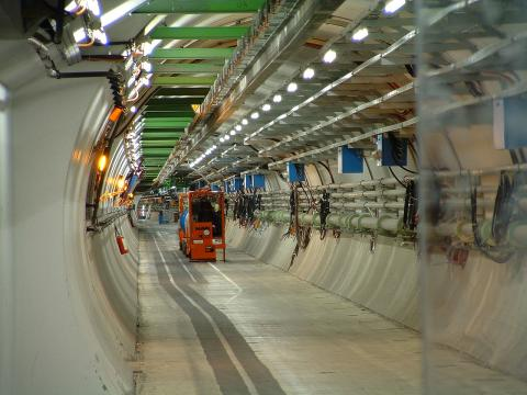 CERN의 LHC 시설 ⓒ 위키피디아