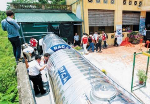 缺水问题,雨水回收就是答案
