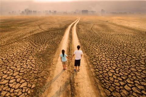 물 부족은 현대 문명이 맞이할 심각한 리스크 중 하나가 될 수 있다.  ⓒ 게티이미지