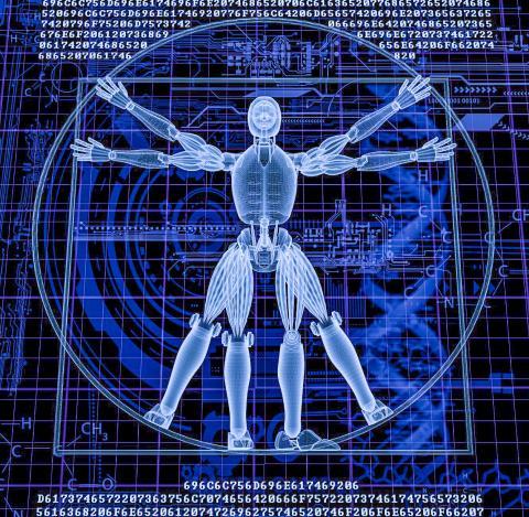 인공지능과 딥러닝을 인체 질병 진단과 치료에 활용하는 시대가 다가오고 있다. 이번 연구팀은 인체 단백질의 금속 결합 부위를 분석해 돌연변이를 예측하는 방법을 개발했다.  Credit: Pixabay / Tayeb MEZAHDIA