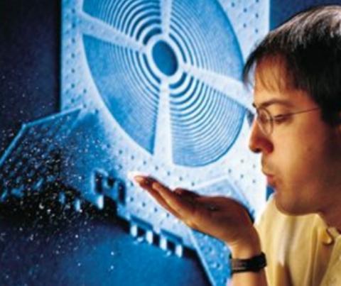 사물인터넷 세상 앞당길 '똑똑한 먼지'