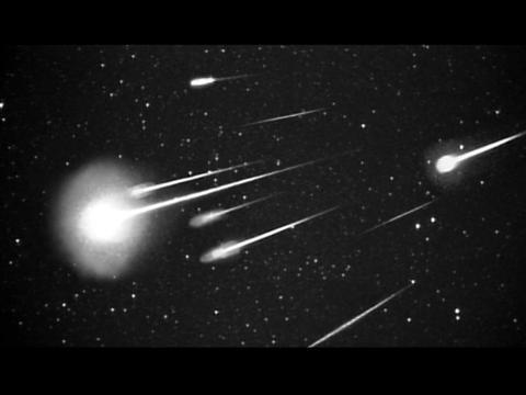 약 79만 년 전 한 유성이 지구와 충돌해 강력한 충격을 주었으며 지구 표면의 약 10분의 1이 큰 영향을 받았다는 사실을 증명하는 분화구가 발견돼 세계적인 관심을 불러일으키고 있다. ⓒ NASA