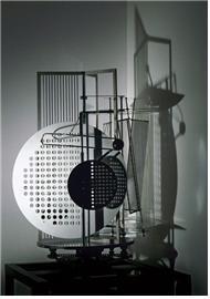 Light Space Modulator Ⓒ Laszlo Moholy Nagy