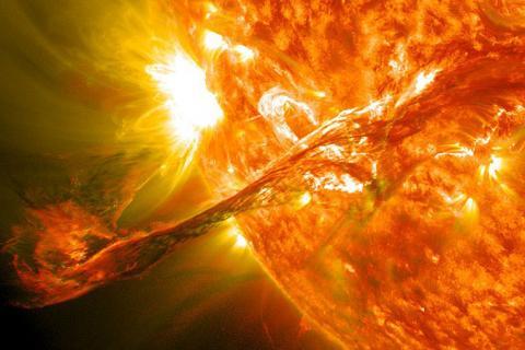 태양 폭발 본격 감시 시작됐다