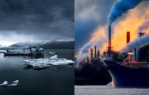 140년간의 관측 기록에서 지구 온난화가 장기간 지속되었음을 알 수 있다. © pixabay