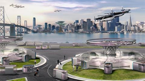 현대자동차가 제시하는 미래 모습