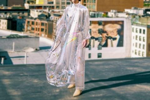 1000만원이 넘는 고가에 팔린 디지털 드레스  ⓒ The Fabricant