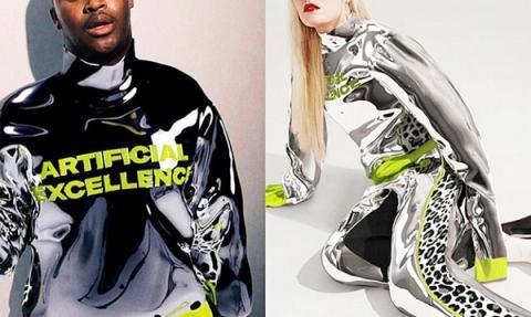 북유럽을 중심으로 디지털 상에서만 존재하는 옷이 선을 보여 화제가 되고 있다 ⓒ Carlings