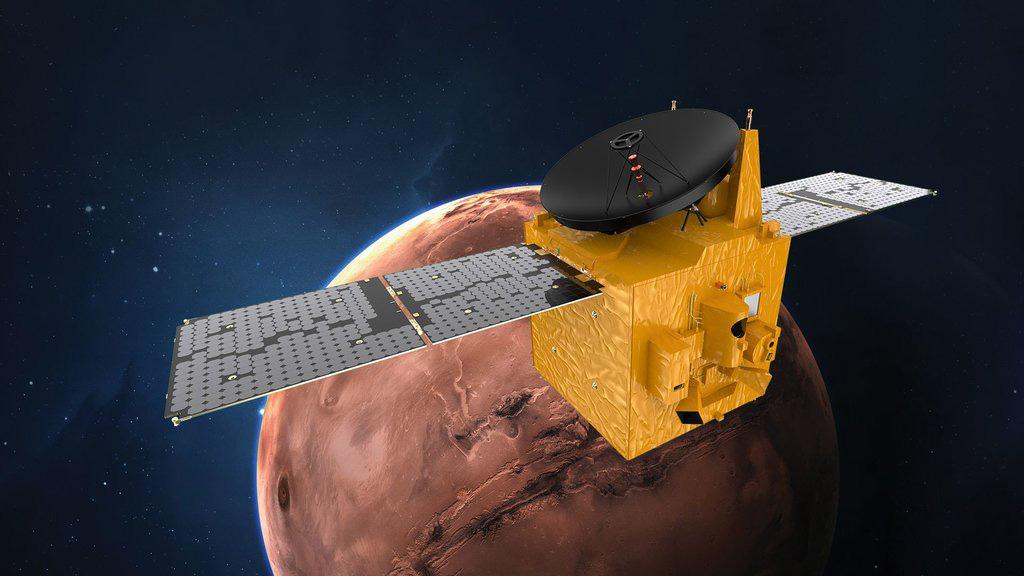 「UAE. 화성 탐사」の画像検索結果