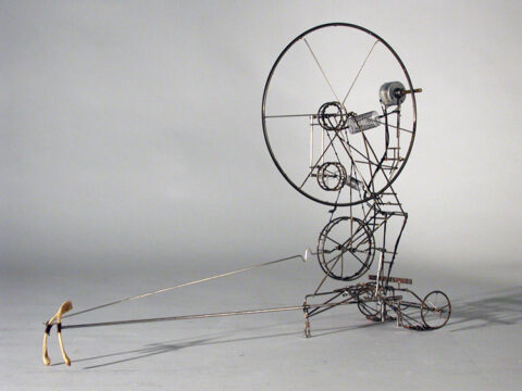 Machine with Wishbone